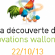 60 innovations wallonnes !